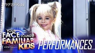 Your Face Sounds Familiar Kids: Xia Vigor as Emma Bunton - Stop