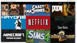 NEW TUTORIAL - Cracked games - How to download  free games - Como descargar juegos gratis