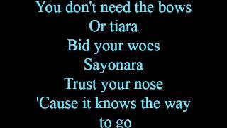 The cat's meow - lyrics