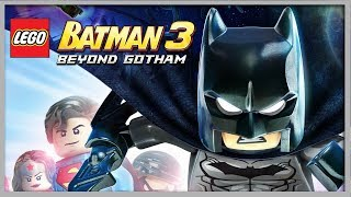 LEGO Batman 3 : Au-delà de Gotham - Le Film Complet / Français / HD