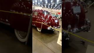 Car show at the ms trade mark  state fair Oct 13 2017