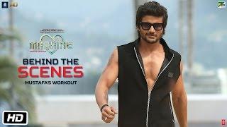Machine Diaries | Behind The Scenes | Mustafa's Workout