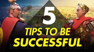 Rise of Civilizations -5 Official Successful Best Tips + Bonus
