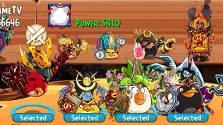 Angry Birds Epic - PvP Arena Mission Season Collection! - Part 282