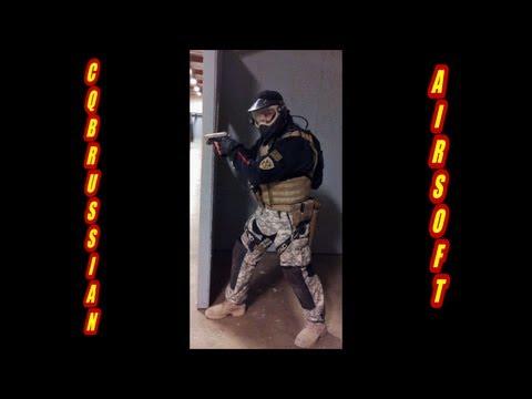 CQB Russian zombie killer HSP (Tac City Airsoft,Combat Center)