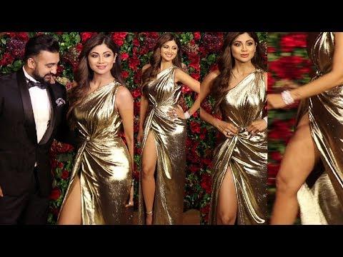 Xxx Mp4 Shilpa Shetty Smoknig Hot In Slit Gold Dress At Deepika Ranveer Reception Party 3gp Sex