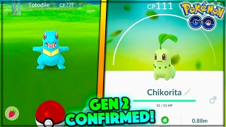 GENERATION 2 CONFIRMED IN POKEMON GO! NEW GEN 2, ITEMS, & MORE COMING THIS WEEK! *NOT CLICKBAIT*