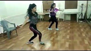 Shivangi Joshi-Naira Dance Rehearsal For ITA Awards