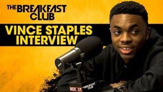Vince Staples Speaks On New Music, Respecting Bow Wow & Why Gangsta Lyrics Are Lame
