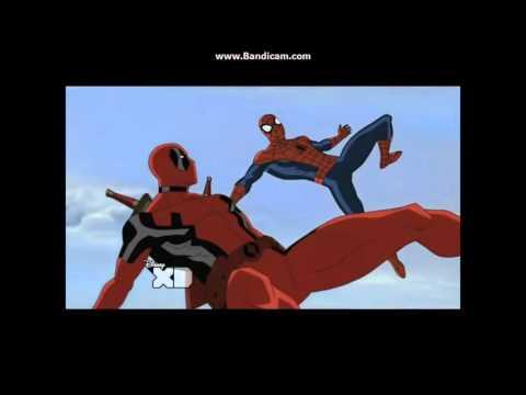 RE-UPLOAD - Deadpool vs Boba Fett  Epic Rap Battles of History AMV