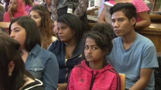Denver Mayor, DPS Superintendent Discuss Equity with Students