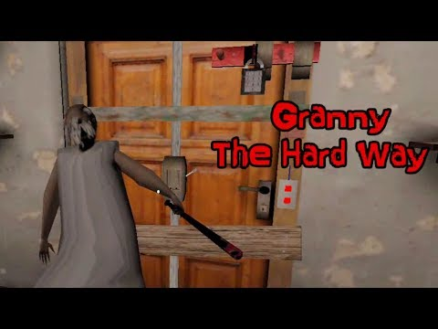 Granny Hard Mode Full Gameplay