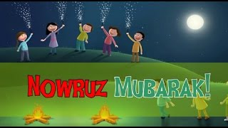 Persian New Year 2018 Wishes || Nowruz Greeting for WhatsApp & Facebook