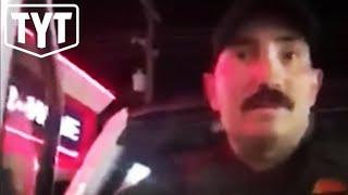 Border Patrol Agent Harasses Women