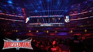 The Legend of WrestleMania: WrestleMania 32 on WWE Network