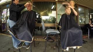 NashysPix Head Shave Time Lapse
