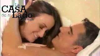 Rebeca y Javier en el hotel LCDAL