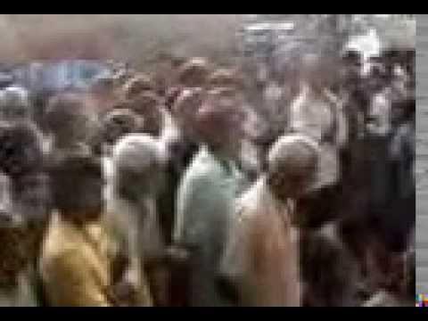 PADAYATRA FROM ULIHATU TO RAJBHAWAN AT RANCHI