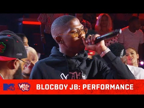 Xxx Mp4 BlocBoy JB Pulls Up Performs Rover 🚙 Live Performance Wild N Out MTV 3gp Sex