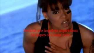 TLC - Waterfalls Lyrics HD