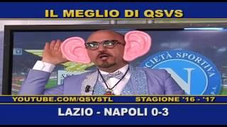 QSVS - I GOL DI LAZIO - NAPOLI 0-3 -  TELELOMBARDIA / TOP CALCIO 24