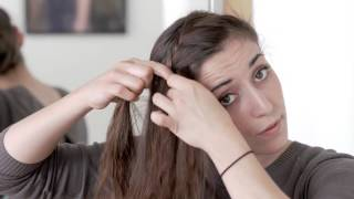 Aveda How-To | Create Your Own French Braid