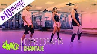 Chantaje - Shakira ft. Maluma - Coreografía - FitDance Life