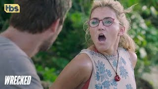 Wrecked: Jess Outtakes [CLIP] | TBS