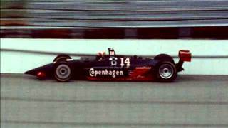 1995 Indy 500 Pole Day - Speedway Public Address System (Tom Carnegie)