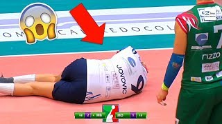 VOLLEYBALL KNOCKOUTS | Monster Volleyball Headshots (HD)