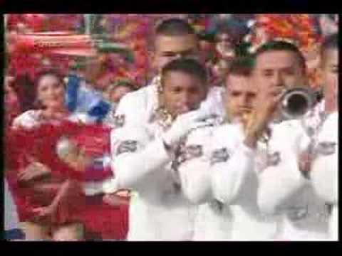 Nuestros Angeles De El Salvador 2008 Rose Parade