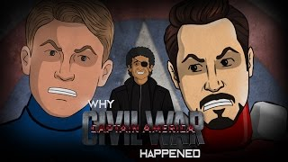 Why Captain America Civil War Happened || Shudh Desi Endings