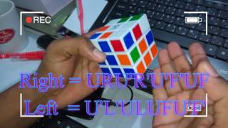 Easy Bangla tutorial of how to solve a Rubik's cube.