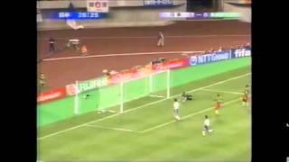 Japan 2 Cameroon 0 Confederations Cup 2001