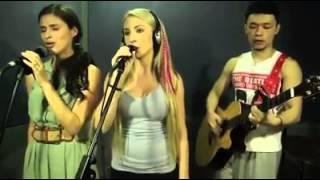 Natalia Moon and Anna Rabtsun Sing Buko