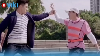 Behind Your Smile - EP 16   Marcus Chang Saves Eugenie Liu from Attackers [Eng Sub]