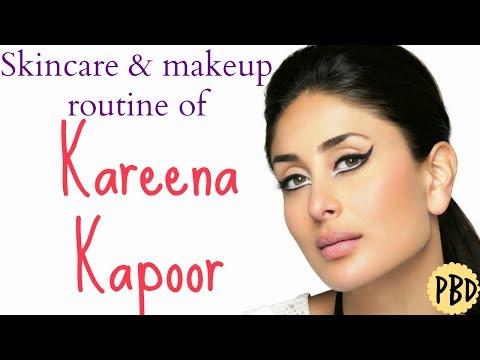 KAREENA KAPOOR'S skin,hair and makeup secrets + BLOOPERS IPunjabibeautyonduty