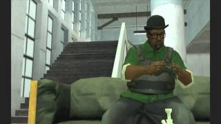 GTA San Andreas - Alternative Ending