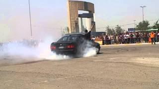استعراض BMW 500 في بحيرة الجادرية
