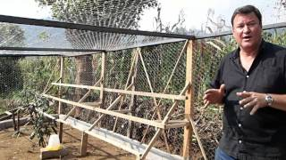 Final Video Tour, Building Organic Free Range Chicken Farm in Guatemala for Poor Family