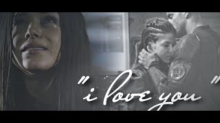 "Lincoln and Octavia | ""i love you"""