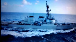 Navy destroyer has close encounter with Iran vessel in Persian Gulf