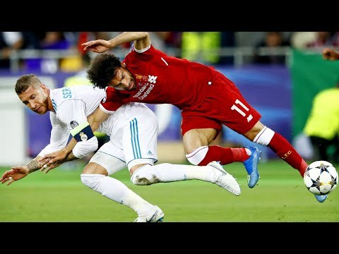 The reason why Sergio Ramos is the most hated player in the world - Oh My Goal