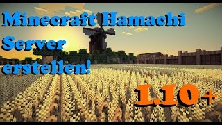 How To Setup A Minecraft Server With Hamachi No Portforwarding - Minecraft server erstellen 1 8 mit hamachi