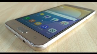 Samsung Galaxy J5 Prime Gold Full Review and Unboxing