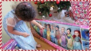Disney Princesses for Christmas