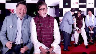 Amitabh Bachchan & Rishi Kapoor's FUNNY Moments At 102 Not Out Promotions Will Melt Ur Heart