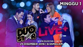 Duo Star Live + [25/11] @ 9.00 MALAM