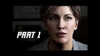 HIDDEN AGENDA Gameplay Walkthrough Part 1 - Trapper Killer (PS4 Pro Let's Play Commentary)