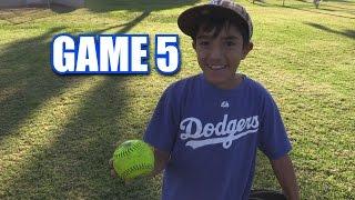 My First Home Run | Offseason Softball Series | Game 5